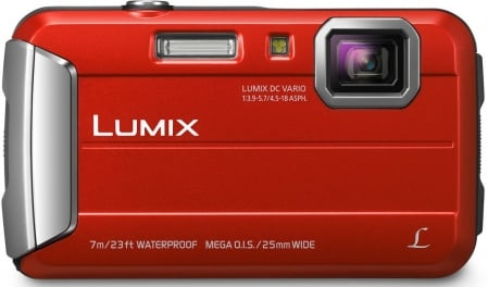 Panasonic Lumix DMC-FT25 3