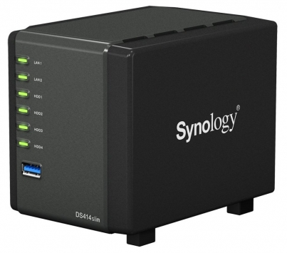 Synology DiskStation DS414slim 2