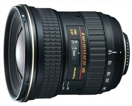 Tokina AF 12-24 mm f/4 AT-X 124 Pro DX MkII 1