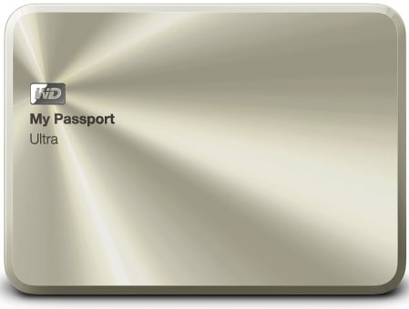 WD My Passport Ultra Metal 6