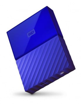 Western Digital My Passport (2019) 3