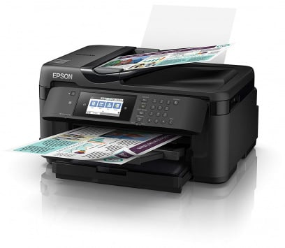 Epson WorkForce WF-7710DWF 2