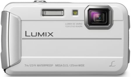 Panasonic Lumix DMC-FT25 5