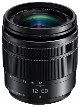Panasonic Lumix G Vario 12-60mm f/3.5-5.6 Asph Power O.I.S. 2