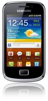 Samsung Galaxy Mini II 1