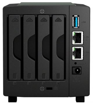 Synology DiskStation DS414slim 3