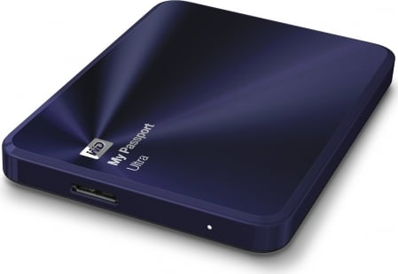 WD My Passport Ultra Metal 8