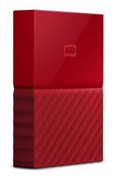 Western Digital My Passport (2019) 9