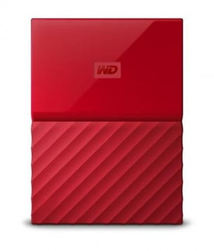 Western Digital My Passport (2019) 10