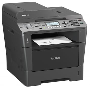Brother MFC-8520DN 4
