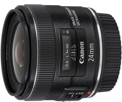 Canon EF 24mm f/2.8 IS USM 1