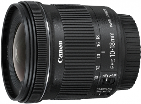 Canon EF-S 10-18mm f/4.5-5.6 IS STM 1
