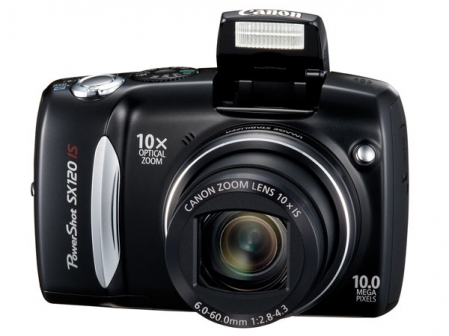 Canon PowerShot SX120 IS 1
