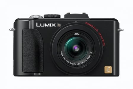 Panasonic Lumix DMC-LX5 1