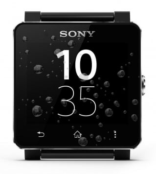 Sony SmartWatch 2 3