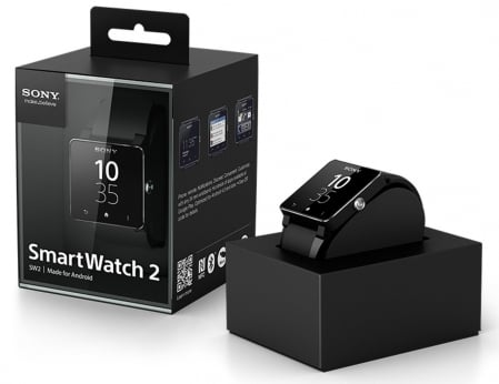 Sony SmartWatch 2 5