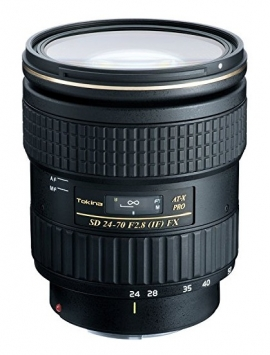 Tokina AT-X 24–70mm f/2.8 PRO FX 1