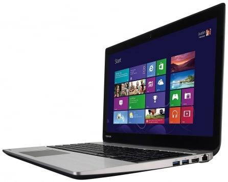 Toshiba Satellite U50T 2