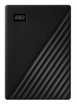 WD My Passport Portable (2019) 1