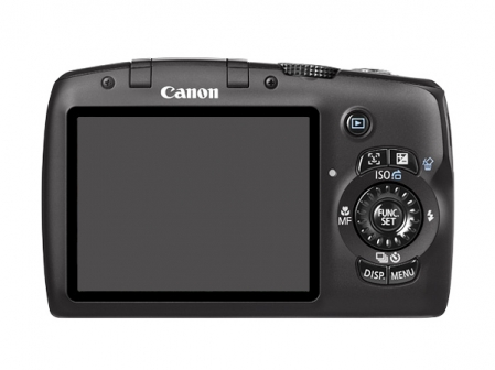 Canon PowerShot SX120 IS 2