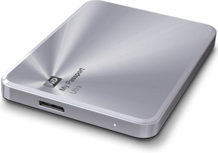 WD My Passport Ultra Metal 11