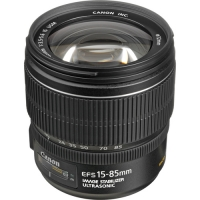 Canon EF-S 15-85 mm f/3.5-5.6 USM IS