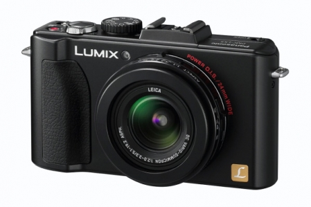 Panasonic Lumix DMC-LX5 3