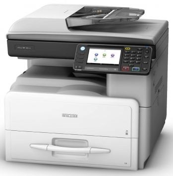 Ricoh Aficio MP 301SPF 1