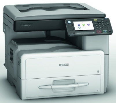 Ricoh Aficio MP 301SPF 2