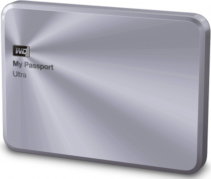 WD My Passport Ultra Metal 12
