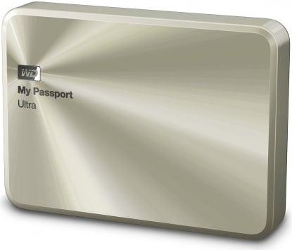 WD My Passport Ultra Metal 13