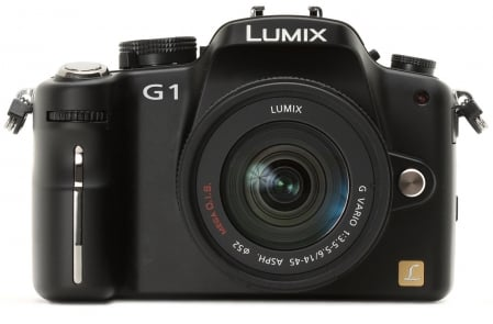 Panasonic Lumix DMC-G1 1