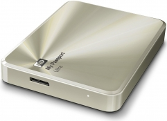 WD My Passport Ultra Metal