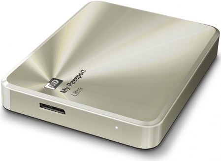 WD My Passport Ultra Metal 1