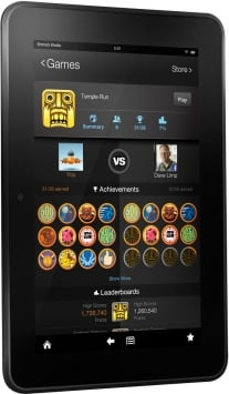 Amazon Kindle Fire HD 8.9 2
