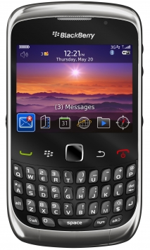 BlackBerry 9300 Curve 1