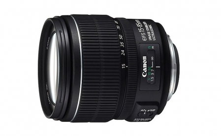 Canon EF-S 15-85 mm f/3.5-5.6 USM IS 2