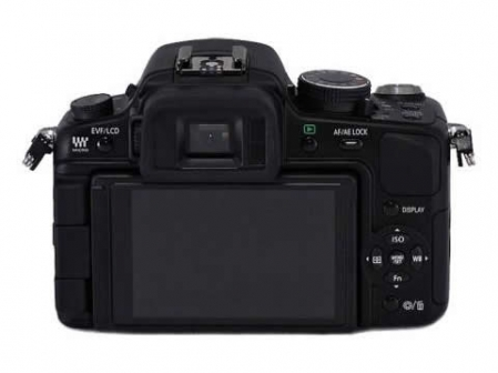 Panasonic Lumix DMC-G1 2