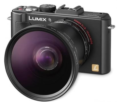 Panasonic Lumix DMC-LX5 5