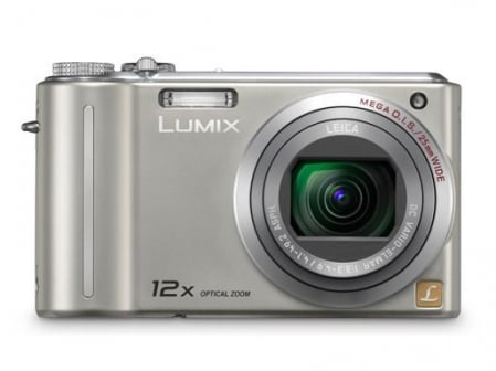 Panasonic Lumix DMC-TZ6 1