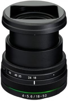 Pentax HD DA 18-50mm F4-5.6 DC WR RE 2