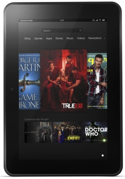 Amazon Kindle Fire HD 8.9 1