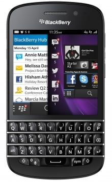 BlackBerry Q10 1