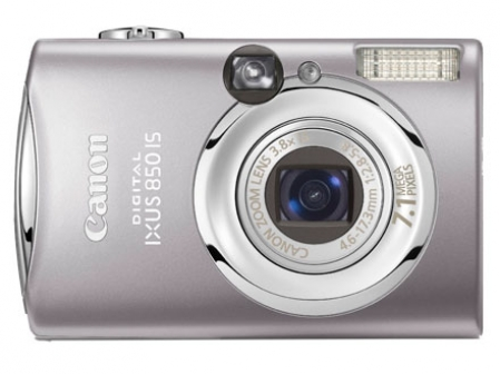Canon IXUS 850 IS (PowerShot SD800 IS) 1