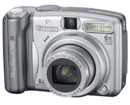 Canon PowerShot A720 IS 1