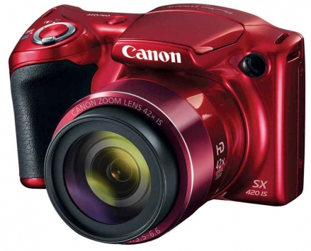 Canon Powershot SX420 IS 2