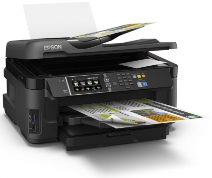 Epson WorkForce WF-7610DWF 2