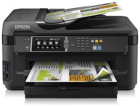 Epson WorkForce WF-7610DWF 1