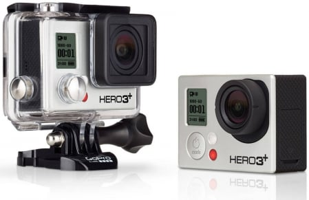 GoPro Hero3+ Black Edition 4