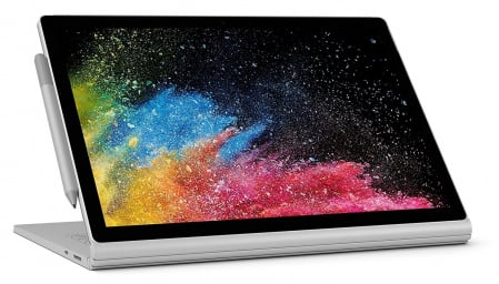 Microsoft Surface Book 2 5
